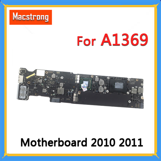 """Tested Orignal A1369 Motherboard 2.13GHz Core 2 Duo 1.7GHz/1.8GHz 4GB Logic Board for MacBook Air 13"""" 2010 2011 820 3023 A"""