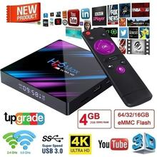 H96 RK3318 Smart TV Box Android 9.0 Quad Core Media player 4