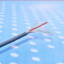 2 3 4 5 rdzeń drut ekranowany 28AWG linia audio kabel sygnałowy kabel audio tarcza drut wielordzeniowy kabel audio do wzmacniacza tanie tanio Miedzi 2-5 core Stałe Other Izolowane