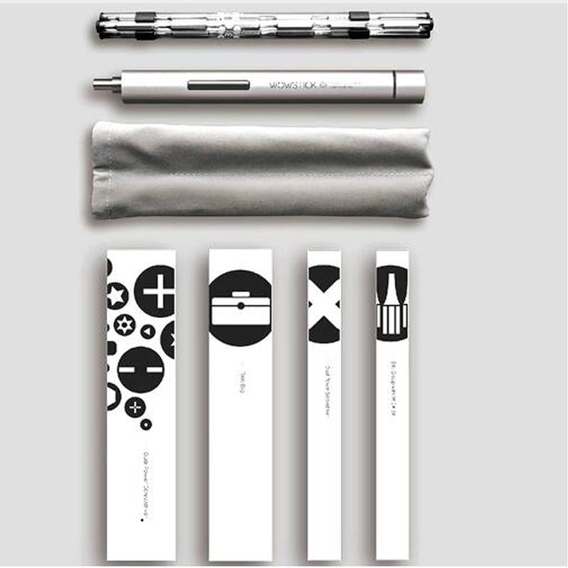 Wowstick1P bites Pocket Kit Precíziós mini vezeték nélküli - Elektromos kéziszerszámok - Fénykép 6