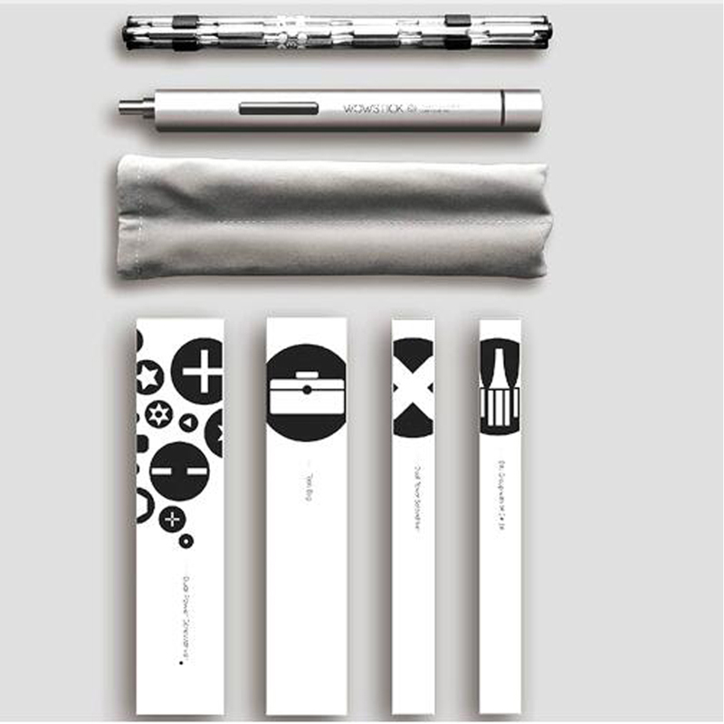 Wowstick1P bits Kit de bolsillo Mini destornillador eléctrico - Herramientas eléctricas - foto 6