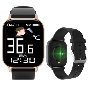 GTR-H Smart Watch with Body Te