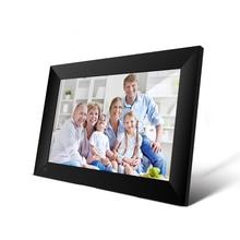 P100 wifiデジタル写真フレーム10.1インチ16ギガバイトのスマートエレクトロニクスフォトフレームアプリ制御タッチスクリーン800 × 1280のips液晶パネル