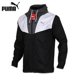 ¡Novedad! chaqueta deportiva con capucha de punto reactivo PUMA Original