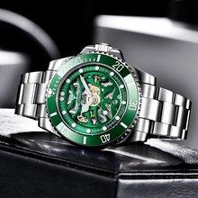 Pagani дизайнерские Лидирующий бренд Мужские механические часы