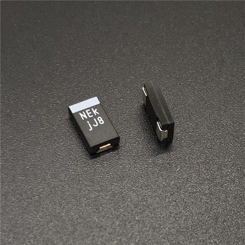 Entstörkondensator EMIFIL 6A SMD 27uF 1206  6,3VDC NFM31PC276B0J3L Entst Filter