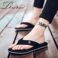 2020 New Arrival letnie japonki męskie wysokiej jakości plażowe sandały antypoślizgowe Zapatos Hombre obuwie hurtownie A10