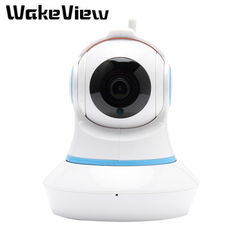 WakeView 1080P 720P Home Security IP Camera Two Way Audio Wireless Mini Camera Night Vision CCTV WiFi Camera Baby Monitor iCsee 6 led night vision 1 2g 380tv lines wireless mini camera receiver combo security cctv wireless camera system 1 2ghz