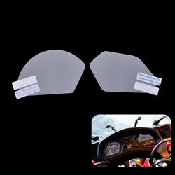 Motorcycle Dashboard Film Screen Stickers Speedometer Scratch Protector For HONDA CB650F CBR650F CB 650F CBR 650 F 2017-2018