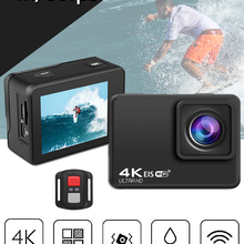 Waterproof Cam Helmet Action-Camera Vedio Anti-Shake H10 Eis Wifi-2.0 Go-Sport-Pro Ultra-Hd