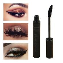 Lash Mascara Waterproof Curling Natural Eye Makeup Long Lasting No Blooming Extra Long and Thick Eyelashes Black Lash Mascara