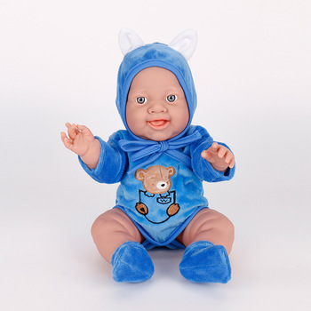 30CM Reborn Baby Dolls Toys With Gift Box Full Body Silicone Cute New Born Doll Lifelike Bebe Reborn Toddler Realistic Vinyl Toy npkcollection lifelike reborn full reborn silicone vinyl children play house toys bebe gift boneca reborn silicone reborn baby