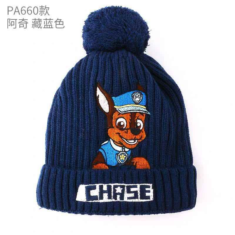 ใหม่มาถึงของแท้ Paw Patrol หมวกรูปหมวกทีมกู้ภัย 6 Skye everest chase ไรเดอร์เด็กของเล่นคริสต์มาสของขวัญ