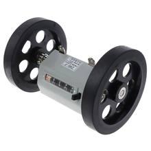 Z96-F roda de rolamento dobro 0-9999.9m do contador do medidor de distância do comprimento mecânico