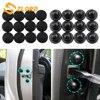 車のドアロックネジプロテクターステッカーのための現代起亜ジェネシスG70 G80 G90 エクウスcretaコナエンデューロintrado nexo団長