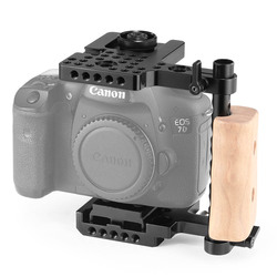 SmallRig QR VersaFrame Half Cage (Middle) For middle Canon and Nikon DSLR Cameras - 2127
