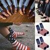 Stars & Stripes USA Sock