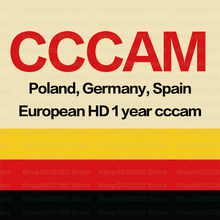One year's sales: European cccam cline, German 7 oscam cline, Spanish gtmedia V7 Nova satellite receiver(China)