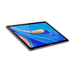 Image 4 - 오리지널 화웨이 MediaPad M6 10.8 인치 기린 980 옥타 코어 안드로이드 9.0 태블릿 타입 C 7500mAh 2560x1600 지문 IPS 스크린