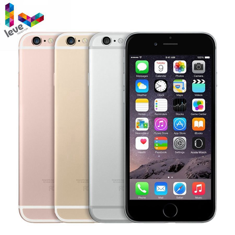 Unlocked Apple IPhone 6S 4G 4.7
