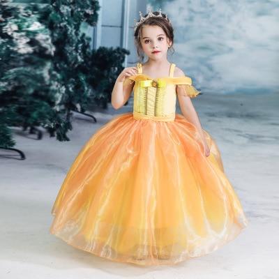Sleeping-beauty-Aurora-Princess-Dresses-Crystal-Rhinestone-Bodice-Sequined-Snow-Queen-Birthday-Vestidos-Kids-Halloween-Clothes