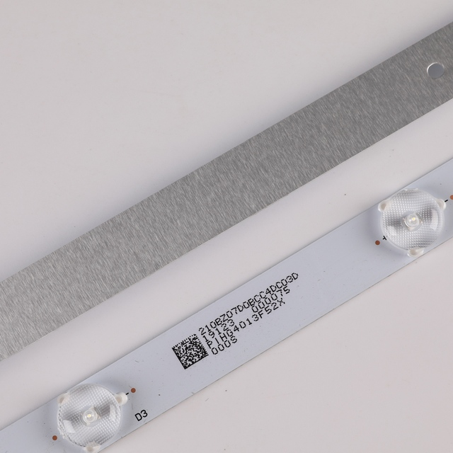 """620mm LED Backlight strip 7 lamp For PHILIPS Sony 32""""TV 32pft5501/60 KDL-32R330D LB32080 E465853 32PHS5301/12 32PFS4132/12 5"""