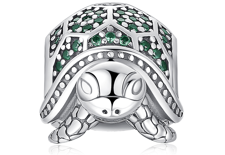 Hb78e91e649c546899a0260c3838cd906A JewelryPalace Turtle 925 Sterling Silver Beads Charms Silver 925 Original For Bracelet Silver 925 original Beads Jewelry Making