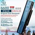 6600 mAh batterie d'ordinateur portable pour ACER AS09A31 AS09A41 AS09A51 AS09A61 AS09A71 AS09A73 AS09A75 AS09A90 AS09A56 5732 4732 5516 5517