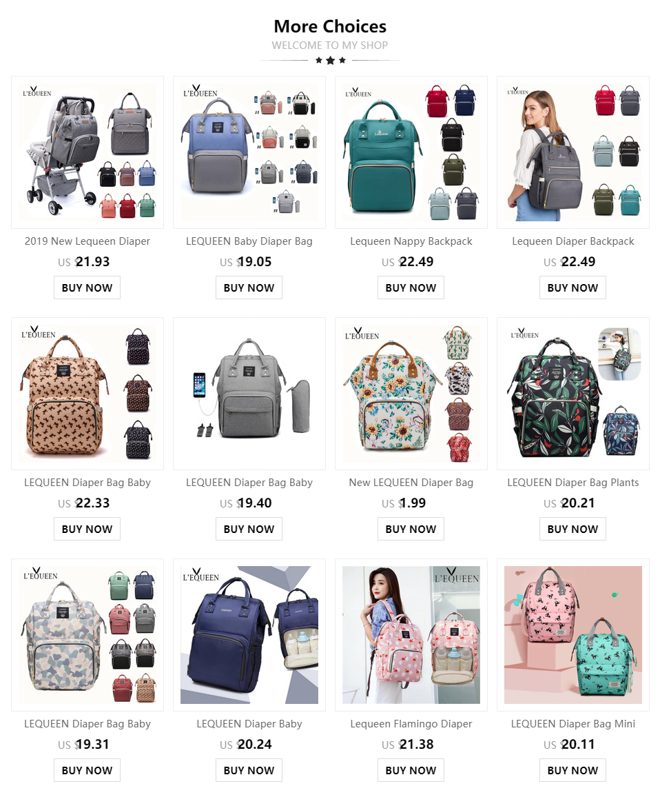 Hb78ee0578a174f1dbaf543c9e9ed25104 Nappy Backpack Bag Mummy Large Capacity Bag Mom Baby Multi-function Waterproof Outdoor Travel Diaper Bags For Baby Care