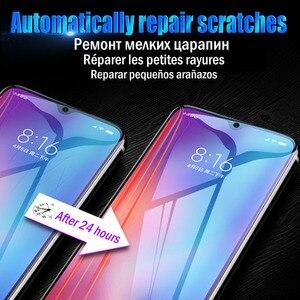 Image 3 - 2 sztuk folia ochronna hydrożel Film dla Xiaomi Mi 10 Mi 9 Mi 9T Pro Mi 8 A3 folia ochronna dla Redmi uwaga 9 8 7 K20 K30 Pro 9S