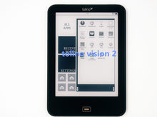 Tab2 página da aleta tolino visão 2/tolino brilho 2 hd tinta ebook leitor livro aura 6 polegada wifi tela de toque