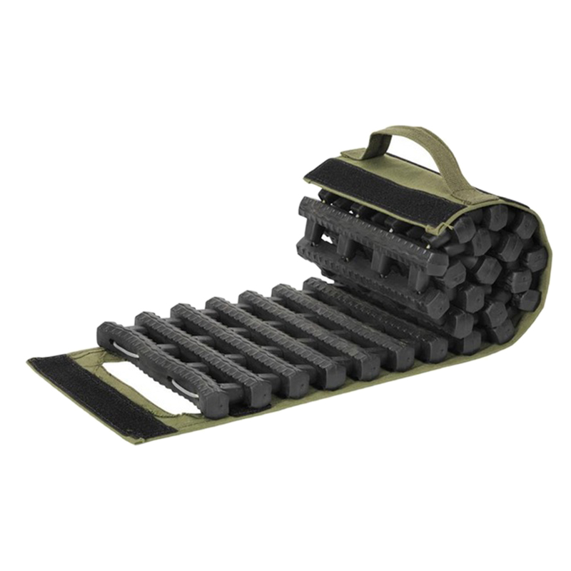 Car Portable Universal Grip Track Traction Pad Snow Muddy Anti-Sagging Non-Slip Tire Emergency Track for Ice Snow Sand