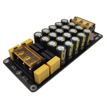 Podwójna moc filtr prostownika moduł 6A X2 płyta wzmacniacza zasilania 2X300W do wzmacniacza mocy filtr prostownika tanie i dobre opinie NONE CN (pochodzenie) Dual power Rectifier filter module