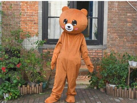 engracado cosplay roupas animais urso de pelucia