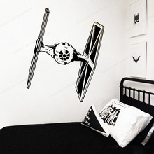 star wars wall decal movie wall sticker vinyl kids room decoration removable wall poster JH373 star wars wall sticker film movie art wall decals kids room vinyl wall decor art poster jh374