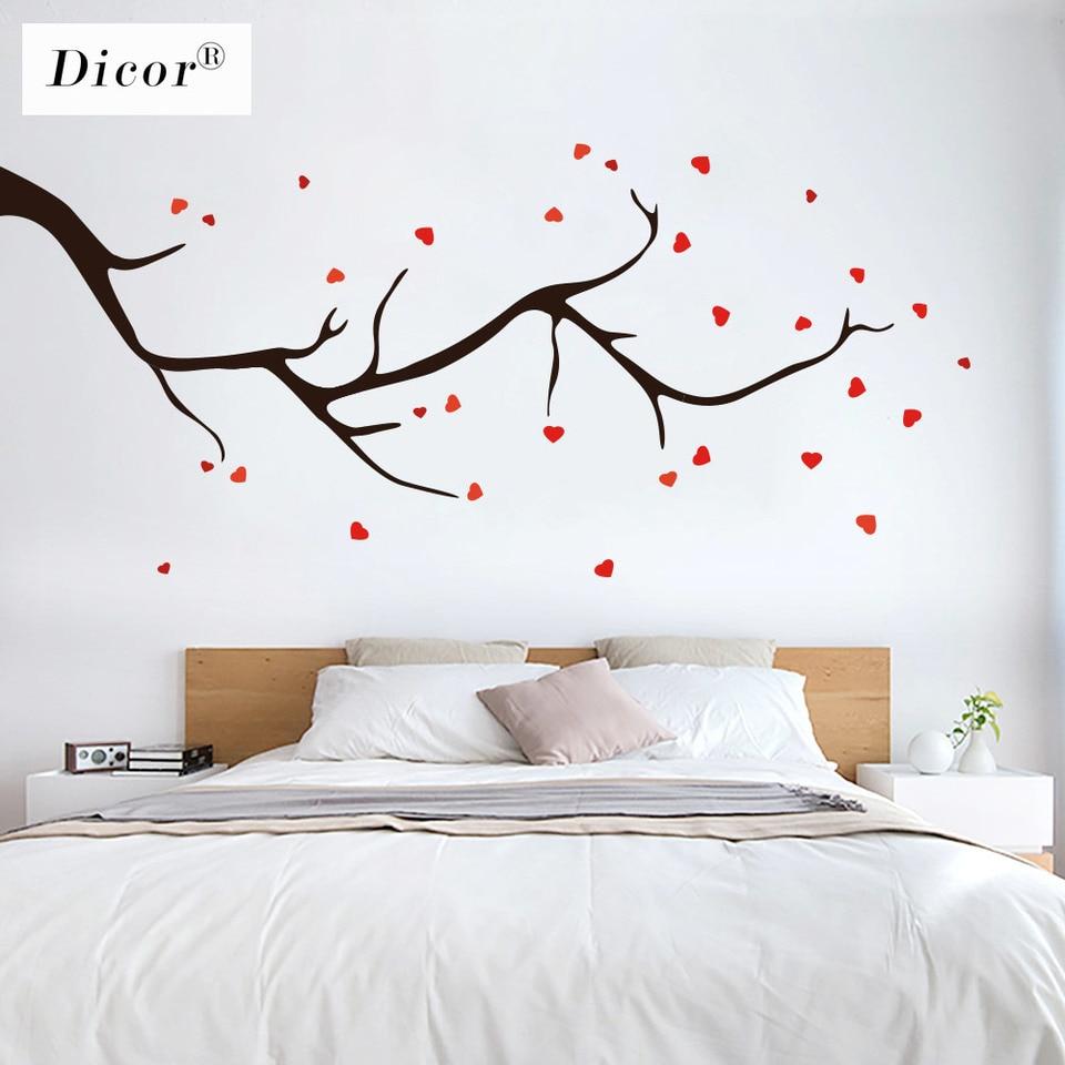 Love Tree Wall Sticker Living Room