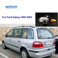 Yessun HD CCD Nachtsicht Auto Hintere Ansicht rückseite Kamera Wasserdicht Für Ford Galaxy MK2 MK3-in Fahrzeugkamera aus Kraftfahrzeuge und Motorräder bei