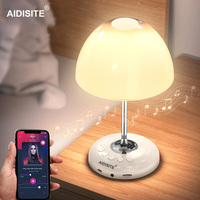 AIDISITE NEUE Bluetooth Lautsprecher Wireless 6 Farbe Nacht Llights Lautsprecher TWS 5,0 Computer Lautsprecher Stereo Sound LED Tisch Lampe