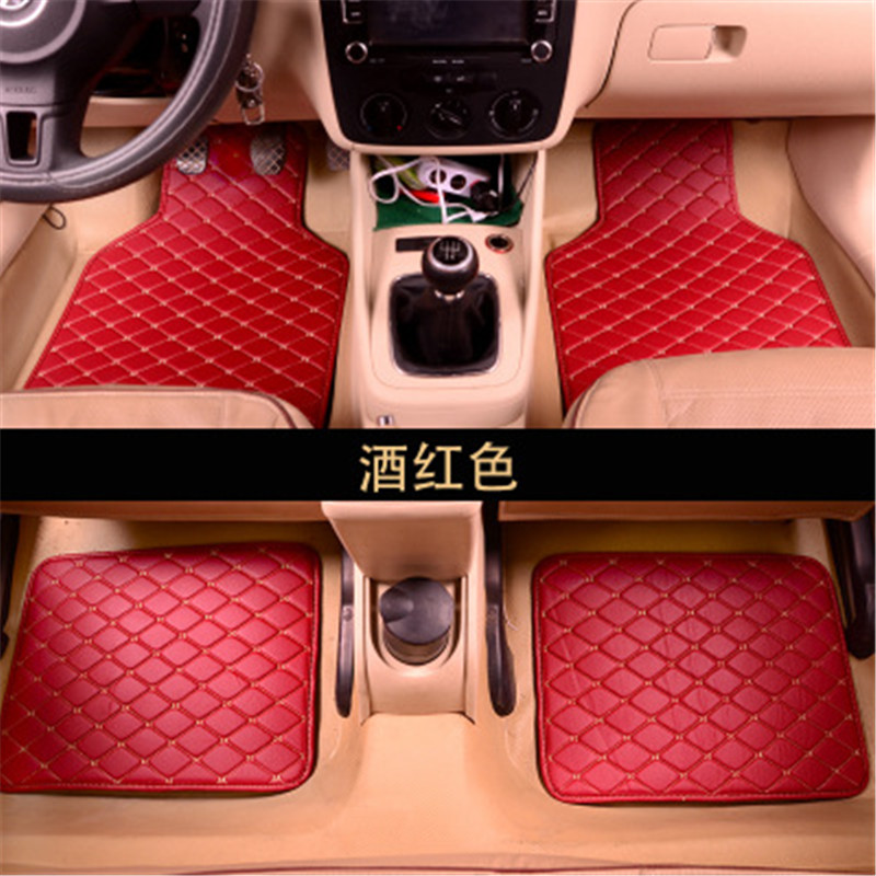 car floor mat For <font><b>honda</b></font> accord 2003-2007 crv 2008 cr-v jazz fit city <font><b>civic</b></font> 2008 car <font><b>accessories</b></font> styling car carpet image