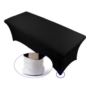 Image 3 - Special Eyelash Extension Elastic Bed Cover Sheets Stretchable Bottom Cils Table Sheet For Professional Lash Bed Makeup Salon