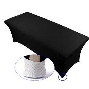 Image 3 - Spezielle Wimpern Verlängerung Elastische Bettdecke Bettwäsche Dehnbar Boden Cils Tisch Blatt Für Professionelle Lash Bett Make Up Salon