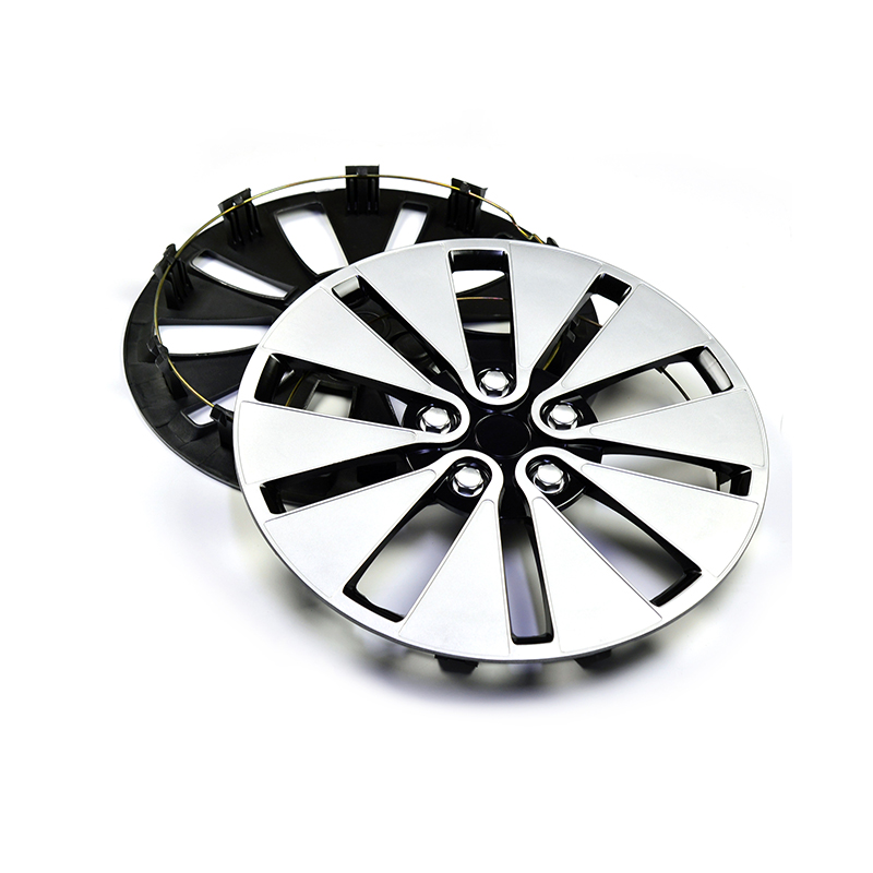 1 Piece 14 Wheel Hub Cap Cover R14 Rim Center Cover Universal 10 Wheel Spoke Clip on Hubcap For Car Refit