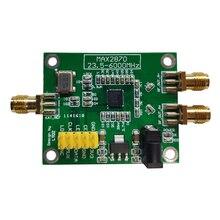3.3V DC 5V LTDZ MAX2870 23.5 6000Mhz Spectrum Signal Source Spectrum Analyzer RF Frequency Domain Analysis Tool