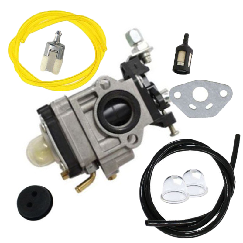 Carburetor Fit For VICTA TTS2226 AB Whipper Snipper Trimmer Attachment Fuel Line