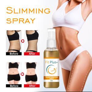 30/15/10ml Body Shaping Firming Essential Oil Fat Burning Weight Loss Leg Waist Massage Oils Fast Fat Burning Slim Spray TSLM1