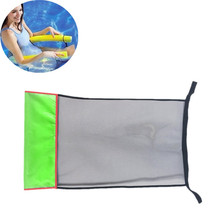 1PC Pool Noodle Chair Net Swimming Bed Seat Floating Chair DIY Accessories Swimming Floating Party Sling Mesh Light Weight