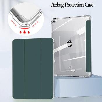 For iPad 10.2 Case 7 8th Generation Capa 2020 New iPad Air 4 10.9 Case Pro 11 10.5 Air 3 2019 Mini 5 2 1 Funda 9.7 2018 6th Case