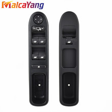 Window-Switch Electric-Master-Control 6554.KT Peugeot 307 Power-Lifter for 96351625XT