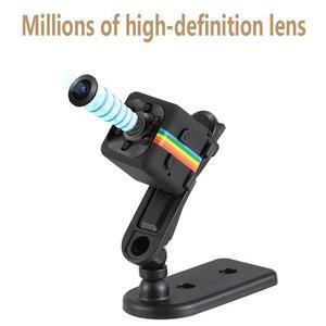 Image 2 - Мини видеорегистратор SQ11 HD 720P, инфракрасная камера ночного видения, Спортивная видеокамера DV, 720P, камера видеорегистратор с датчиком движения
