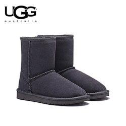 2018 Original UGG BOOTS 5825 Women uggs snow shoes Winter Boots Women's Classic Short Sheepskin Snow Boot ugs australia boots